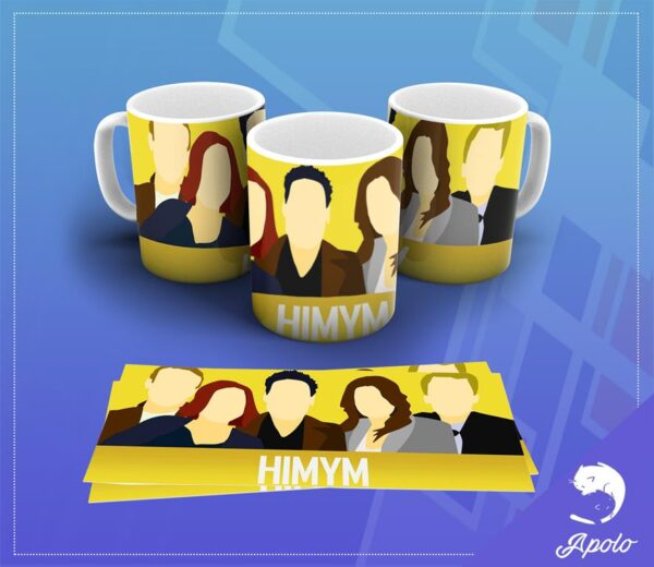 Caneca How I Met Your Mother