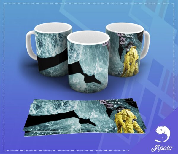 Caneca The Breaking Bad